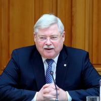 Сергей Жвачкин - губернатор Томской области